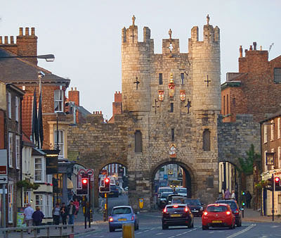 York Ancient walls