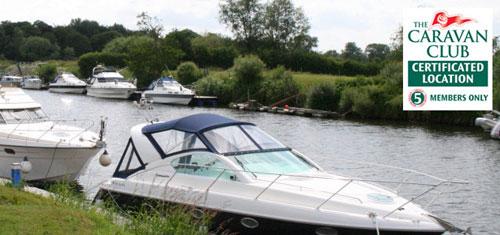 York Marina: A Refreshing New Caravan Club Site