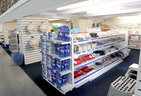 Teesside Caravans Accessory Shop