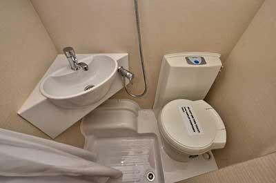 Xplore Washroom
