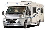 Bailey Motorhome wins Design and Drive Award