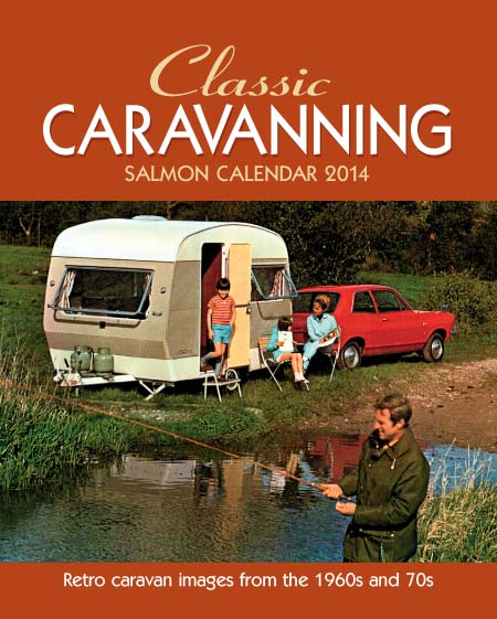 Classic Caravanning calendar 2014