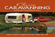 Retro Caravan Calendar 2014