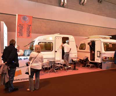 Freedom Caravans