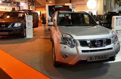 Nissan tow cars