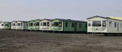 Victory caravans for delivery